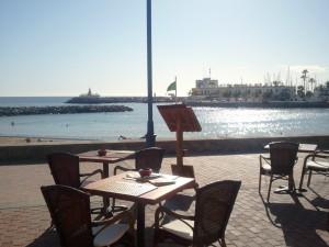Rhetorik intensiv auf Gran Canaria