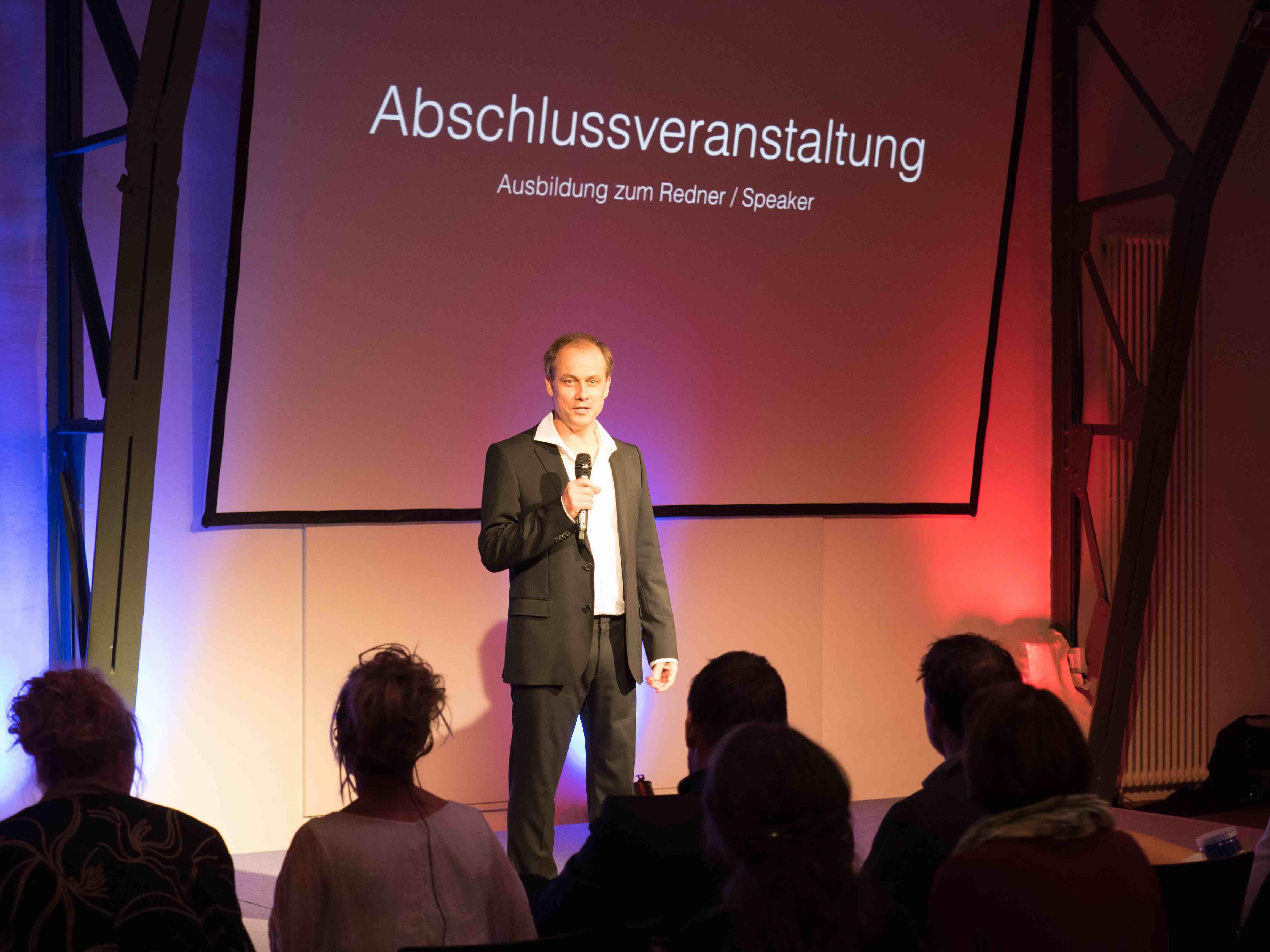 Abschluss Speakerausbildung - Nacht der Redner @ Palisade - Tagungs- und Veranstaltungszentrum   Berlin   Berlin   Deutschland