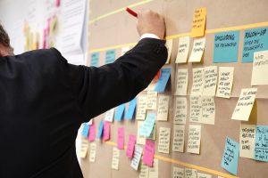 Themenfindung und inhaltliche Positionierung
